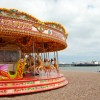 Carousel by the sea + other important Brighton highlights