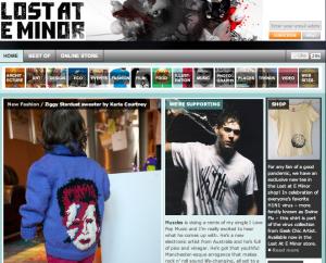 Lost at E Minor | New Fashion | 5/9/2012