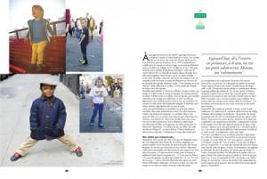 Doolittle magazine | Encore gamin, déjà hipster | n°14 February 2013