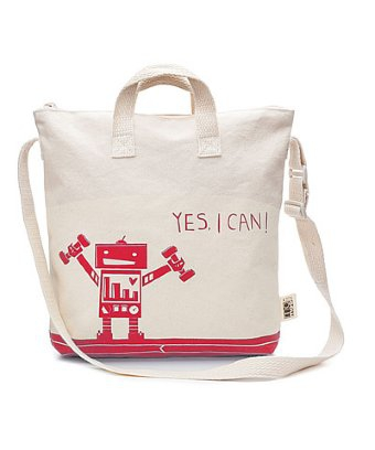 A ROBOT BAG! ROBOTS! BY MAMOO KIDS