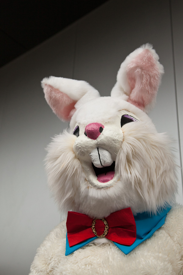 Easter bunny scary