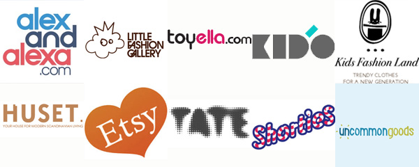 Top Children's shopping websites