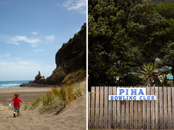 Piha, New Zealand
