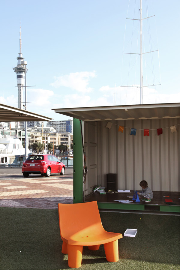 Even more creative uses for shipping containers