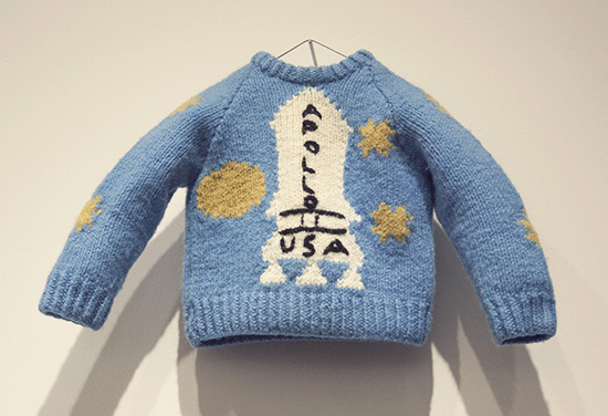 Apollo 11 sweater The Shining