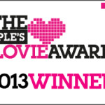 The Lovie Awards | Best Personal Website Gold Winner and People's Choice Winner | October 2013