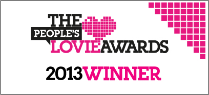 People's Lovie Awards 2013 Winner Personal Website