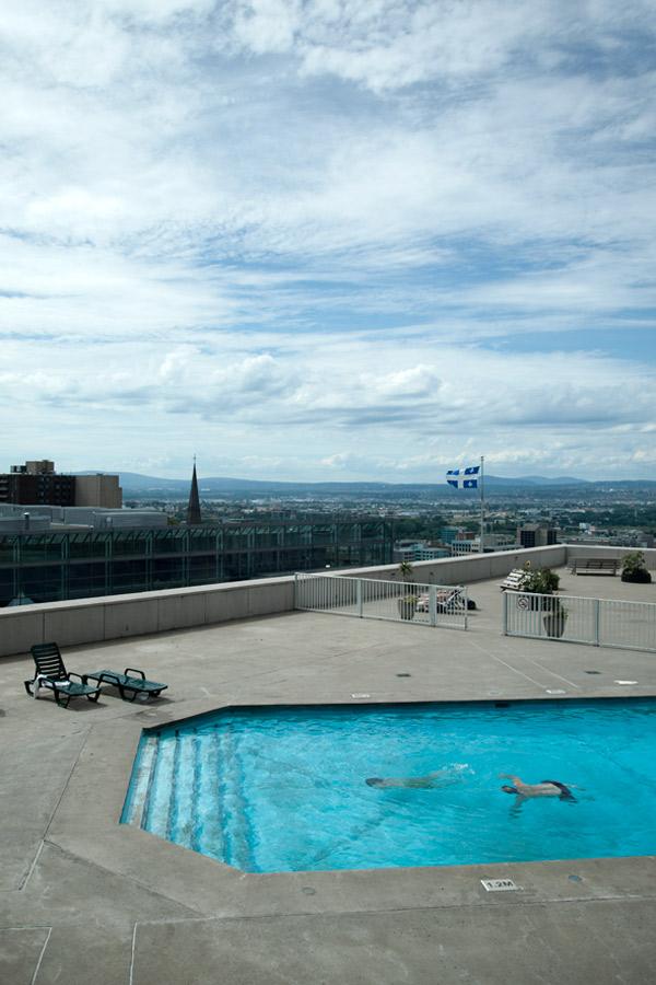 Quebec City Hilton Hotel