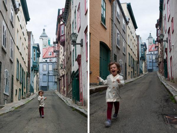 Quebec Old City