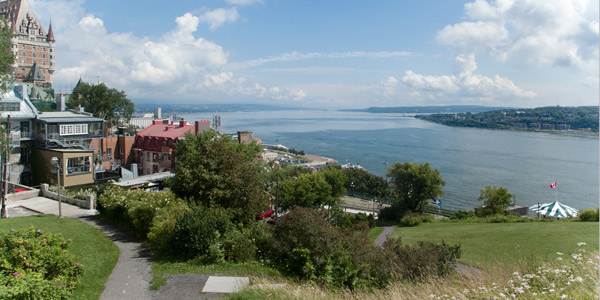 Quebec City view