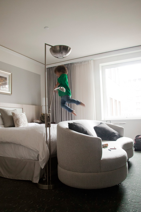 Loews Hotel Montreal Kids