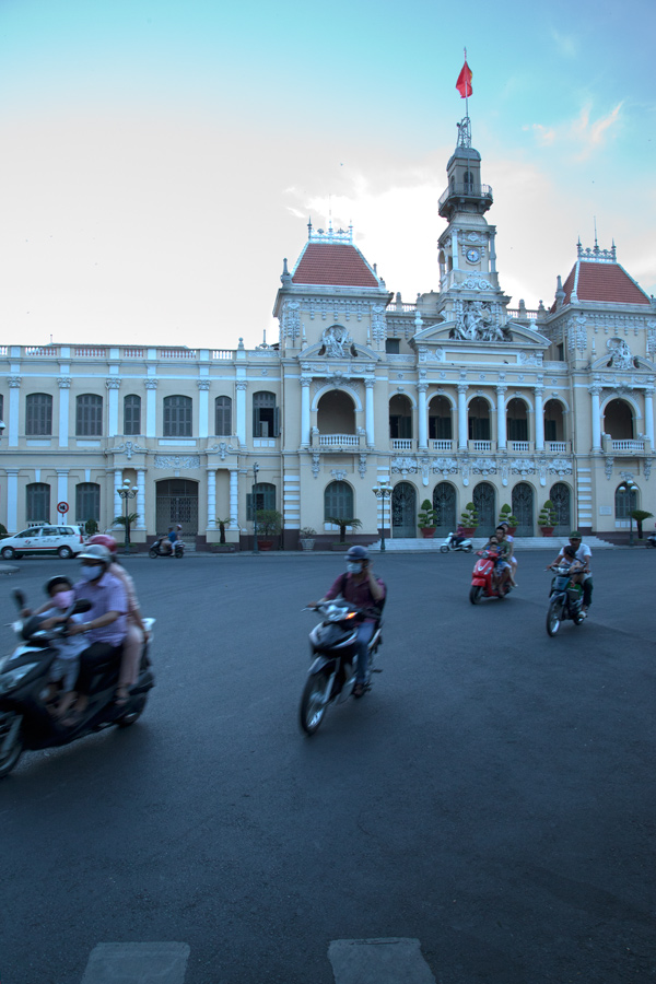 Ho Chi Minh/Saigon, Vietnam with kids