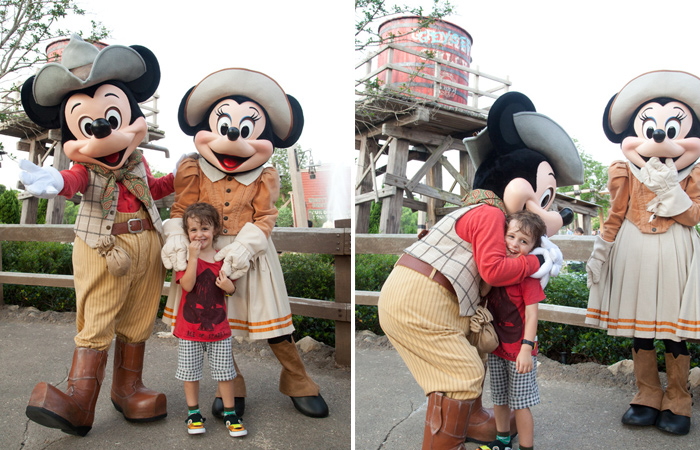 Disneyland Hong Kong with kids